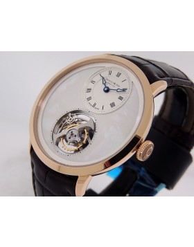 Arnold & Son UTTE Tourbillon 1UTAR.M01A. Ultra Thin Escapement 18k Rose Gold Limited 50 piece  $71,250