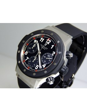Hublot Super B Black Magic Chronograph Automatic 1926.NL30.10 Men's Retail $8,900