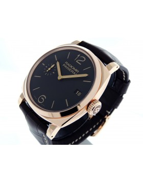 Panerai PAM515 Radiomir 1940 Oro Rosso 3 Days 18k Red Gold Sandwich Dial 300 piece Edition Retail $21,500