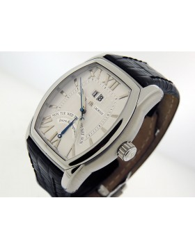 Maurice Lacroix Masterpiece Jours Retrograde Big Date MP 6119-SS001-13E Retail  $7,800