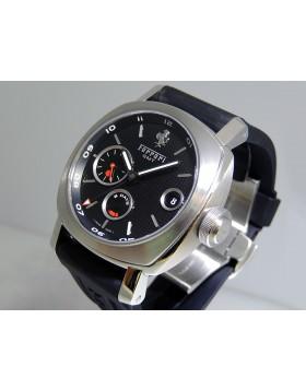 Panerai Ferrari Granturismo 8 Days GMT FER00012 LTD Black Dial Rubber  Strap Retail Price $14,900