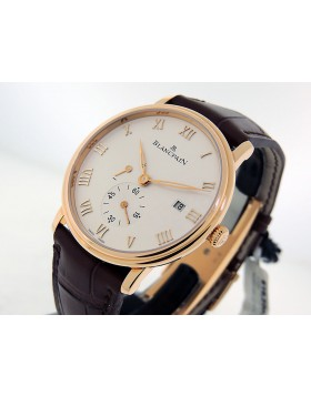 Blancpain Villeret 6606-3642-55B Ultra-Slim 18k Rose Gold