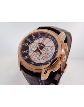 Audemars Piguet Millenary Chronograph 26145OR.00.D093CR.01 Grey Anthracite Dial Retail $43,000