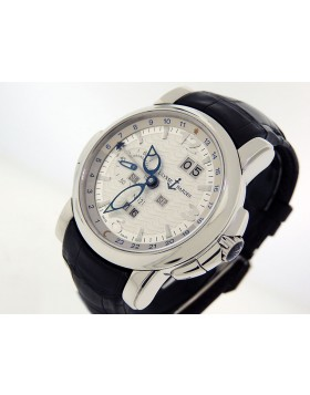 Ulysse Nardin GMT± Perpetual Calendar 329-60 Platinum Limited Edition Retail $56,900