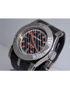 Roger Dubuis K10 Easy Diver SE46. 14.7.N/9 Just for Friends Titanium/Carbon Fiber Limited 888 pic  Edition Retail $18,600
