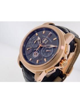 Carl F. Bucherer Patravi ChronoGrade 10623.03. 18k Rose Gold Retail $33,900