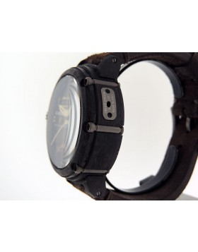 U-Boat Chimera GMT 7177 Carbonio Solid Case Limited 199 piece Edition  Retail $14,800