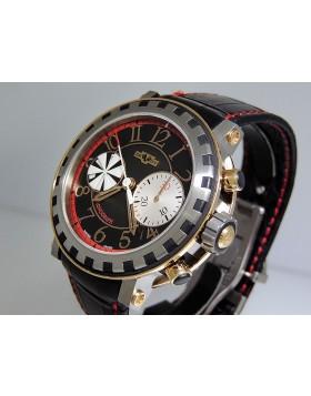 DeWitt Academia Sequential Chronograph AC6005.28 Ti/Rose Gold