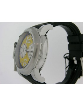 Graham Chronofighter Oversize Yellow Ranger, 2OVAS.Y01A.K10B