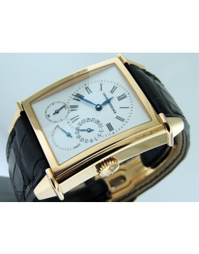 Girard Perregaux Vintage 1945 Off Center Hours/Minutes Power Reserve – 25845-52-741-BA6A