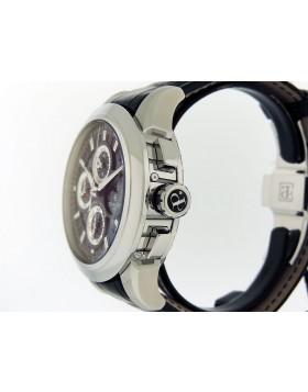 Perrelet Black Perpetual Calendar Chronograph with Moon Phase A1058-1 Retail $29,900 NIB
