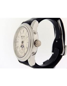 Blancpain Le Brassus GMT Moon Phase Calendar 4276 3442 55B Platinum Ltd 200 piece Edition Retail $54,600