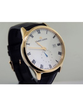 Maurice La Croix Masterpiece Tradition Rose Gold Small Seconde MP6907-PG101-113