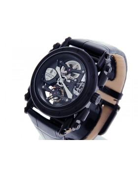 Manufacture Royale Androgyne Tourbillon Full Black