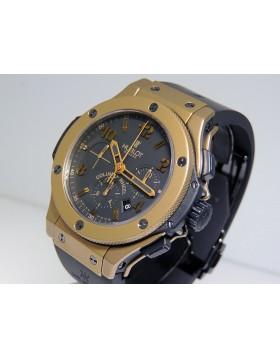 Hublot Bullet Bang Column Wheel Chronograph Cermet HUB 44 RAC RARE