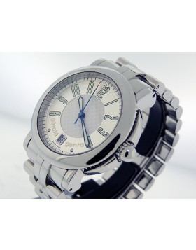 Gerald Genta Arena Sport Retro SSP.L.10 479-bi-bd in polished Stainless steel