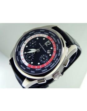 Girard Perregaux WW.TC World Timer Chronograph 4980 18k White Gold